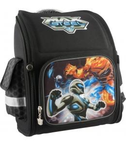 """mx14-528k рюкзак школьный """"трансформер"""" 528 max steel 25619"""
