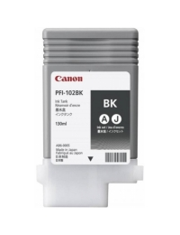 Canon102BK, Картридж Canon PFI-102BK (Черный) BLACK