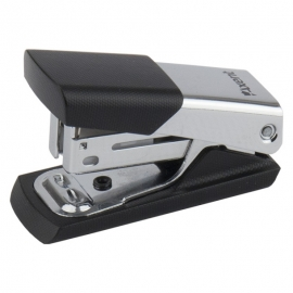 Степлер Axent Technic 4935-A металлический, №24/6, 15 листов, хром