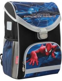 SM14-529K Рюкзак школьный каркасный 529 Spider-Man