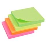 Закладки, бумага для заметок, блоки бумаги с липким слоем