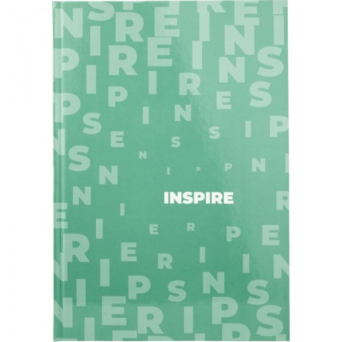 Книга записная Axent Pastelini 8422-A, A4, 210x295 мм, 96 листов, клетка, твердая обложка, ассортимент цветов