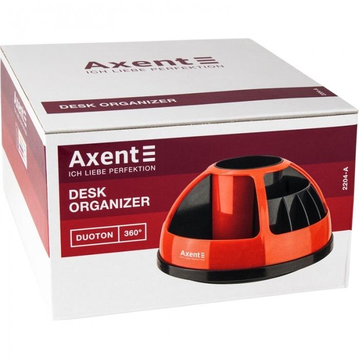Подставка-органайзер Axent Duoton 2204-A, ассортимент цветов
