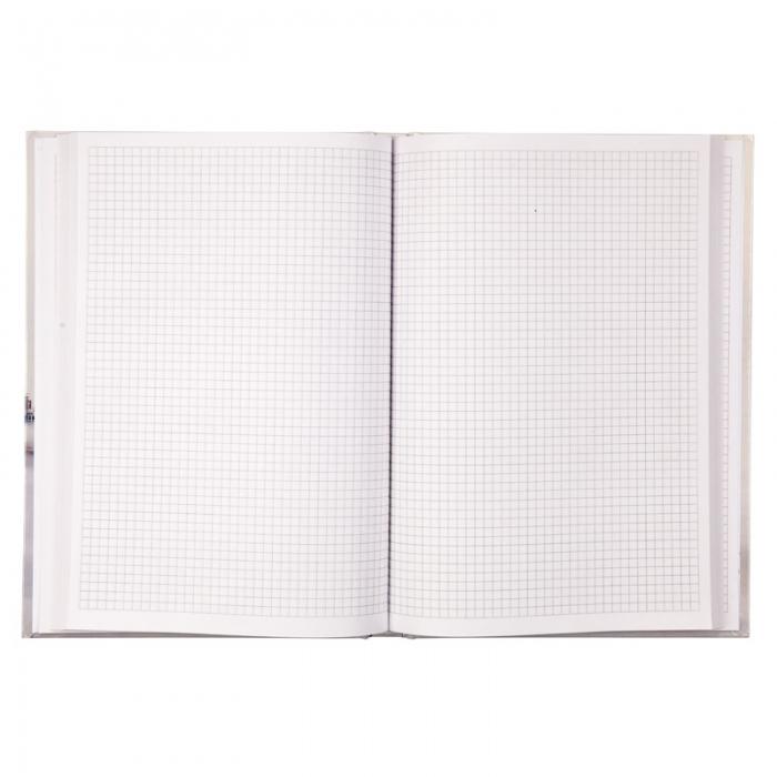 Книга записная Axent San Francisco 8423-22-A в твердой обложке, А4, 192 листа, клетка