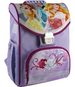 p14-529k рюкзак школьный каркасный princess 529 25418