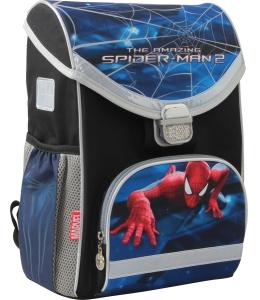 sm14-529k рюкзак школьный каркасный 529 spider-man 25941