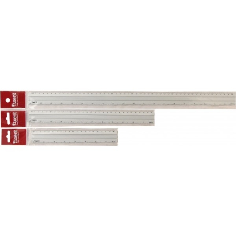 7450-А Линейка алюминиевая, 50см