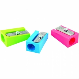 Пластиковая точилка KUM, 100-K , ассорти