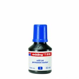 Чернила для заправки Edding Permanent e-T25, ассортимент цветов