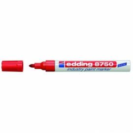 Маркер Edding Industry Paint e-8750 2-4 мм, ассортимент цветов