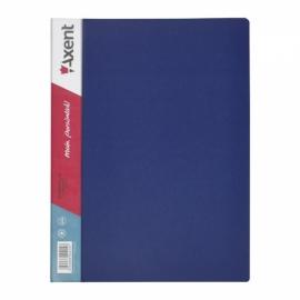 Дисплей-книга Axent 1010-A, А4, 10 файлов,  ассорти цветов
