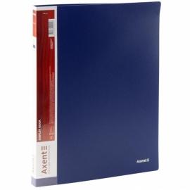 Дисплей-книга Axent 1020-A, А4, 20 файлов, ассорти цветов