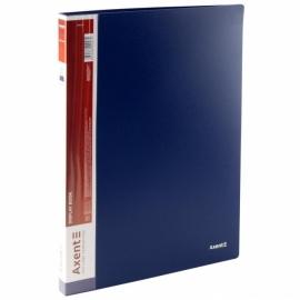 Дисплей-книга Axent 1030-A, А4, 30 файлов, ассорти цветов