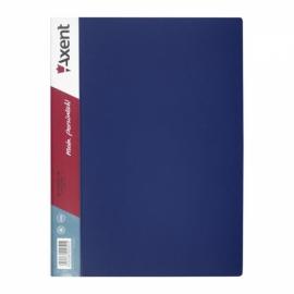 Дисплей-книга Axent 1060-03-A, А4, 60 файлов,  ассорти цветов