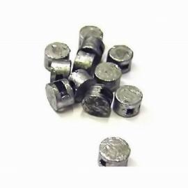 Пломбы свинцовые инкассаторские d-10 мм, 1 кг