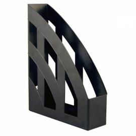Лоток вертикальный Axent Delta D4006-01, 315x245x75 мм, чёрный