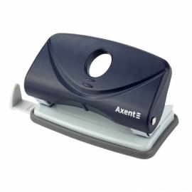 Дырокол Axent Welle-2 3810-A с пластиковым верхом, 10 листов, ассортимент цветов