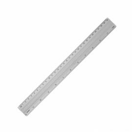 Линейка алюминиевая Axent 7430-A, 30 см
