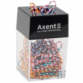 Бокс с магнитом для скрепок Axent 4120-A, 4.2х4.2х6.9 см