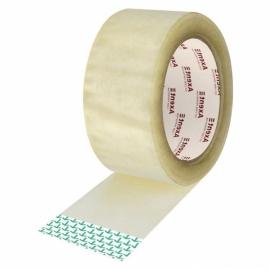Лента клейкая упаковочная Axent 3042-01-A 48 мм х 100 ярд, 45 мкм прозрачная