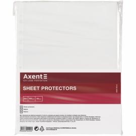 Файл Axent 2004-00-A А4+, глянцевый, 40 мкм, 100 штук