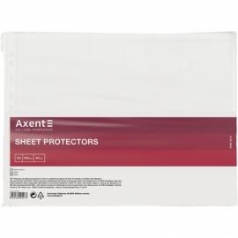 Файл Axent 2006-00-A А3, глянцевый, 40 мкм, 100 штук, горизонтальный