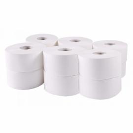 Туалетная бумага в рулоне JUMBO, 2-слойная, 12 рул./уп.