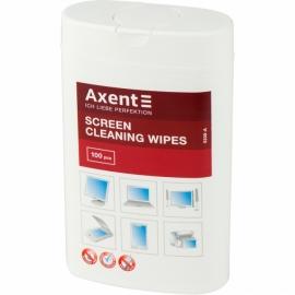 Салфетки Axent 5309-A для чистки экранов, 100 шт