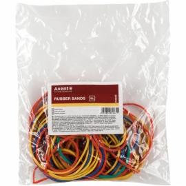 Резинки для денег Axent Delta D4620, 50 г, цветные
