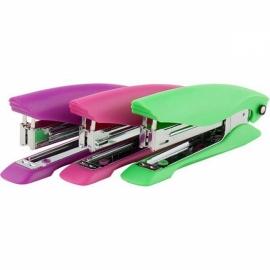Степлер Axent Ultra 4802-A пластиковый, №10, 12 листов, ассортимент цветов