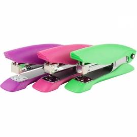 Степлер Axent Ultra 4805-A пластиковый, №24/6, 25 листов,  ассортимент цветов