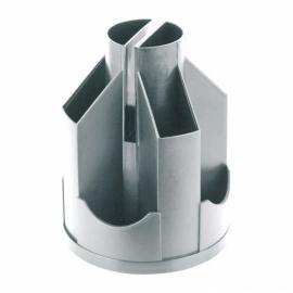 Подставка-органайзер Axent Delta D3004, 125х155 мм, 10 отделений, ассортимент цветов