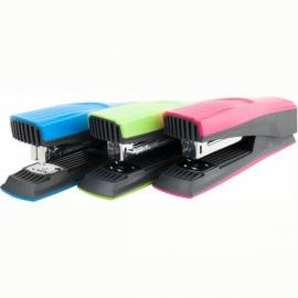 Степлер Axent Shell 4832-A пластиковый, №24/6, 20 листов, ассортимент цветов