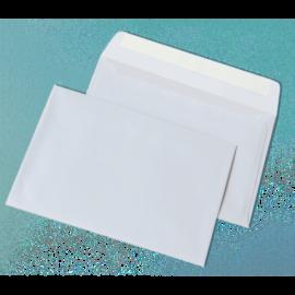 Конверт С5 (162х229 мм) отрывная лента, белый