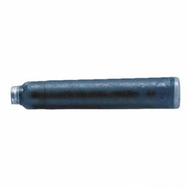 Набор картриджей Centropen 0019, для заправки перьевых ручек, синего цвета, 6 шт.