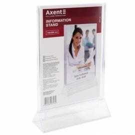Табличка информационная Axent 4541-A, А5, вертикальная
