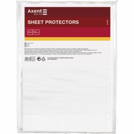 Файл Axent Delta Эконом D1003 А4+, глянцевый, 20 мкм, 100 штук