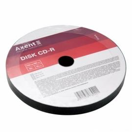 CD-R Axent 8115-A 700MB/80min 52X, 10 штук, bulk