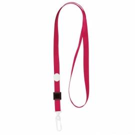 Шнурок для бейджа с карабином Axent 4531-A, ассортимент цветов
