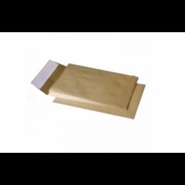 Конверт С4 (229х324мм), коричневый СКЛ, с расширением, 40мм