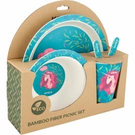 Набор посуды из бамбука Kite Lovely Sophie K20-313-1 (5 предметов)