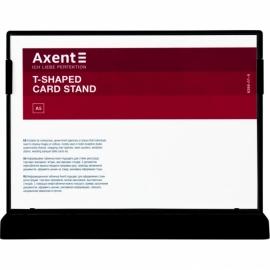 Табличка информационная горизонтальная  Axent 6266-A, A5, двусторонняя