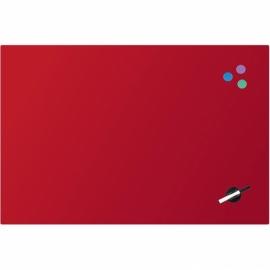 Доска стеклянная магнитно-маркерная Axent 9615-А, 60х90 см, ассортимент цветов