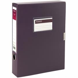 Папка-коробка Axent 1760-A, А4, ассортимент цветов