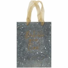 Пакет пластиковый подарочный Axent 8503-15-A, 25х19см, Shade Green