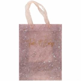 Пакет пластиковый подарочный Axent 8503-16-A, 25х19см, Shade Violet
