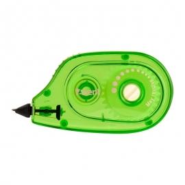 Корректор ленточный Axent 7009-04-A 5 мм х 6 м, зеленый