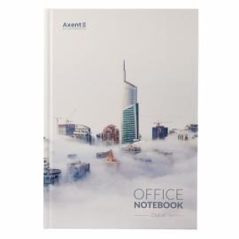 Книга записная Axent Dubai 8423-23-A в твердой обложке, А4, 192 листа, клетка