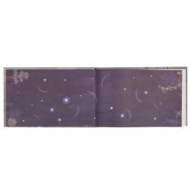 Блокнот в твёрдой обложке Axent Prima 8437-03-A, 124х197 мм, без разлиновки