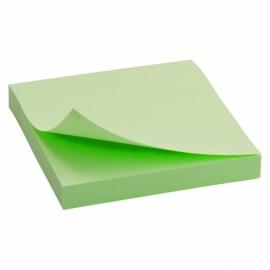 Блок бумаги с липким слоем Delta D3314-01 75x75 мм, 100 листов, Ассорти